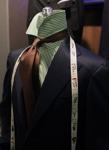 Bespoke Suits-Hand Made Suits