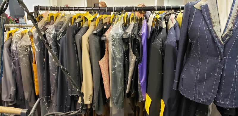 Custom Clothing and Tailoring