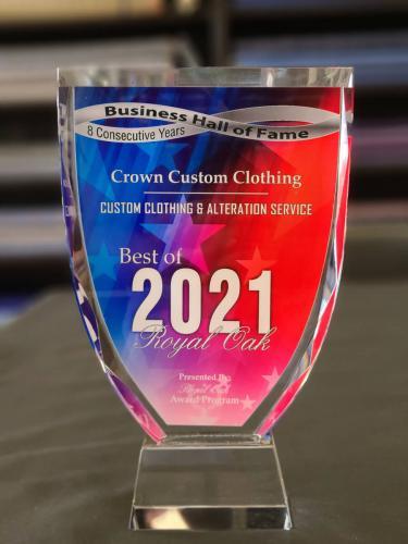 Award 2021