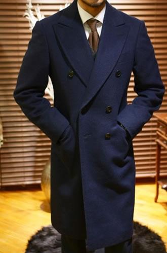 Custom Blazers and Topcoats
